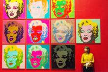 Marilyn Monroe İngiltere'de can buluyor