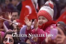 AK Parti'nin referandum şarkısının klibi yayınlandı