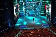 Laureus Dünya Spor Ödülleri dağıtıldı