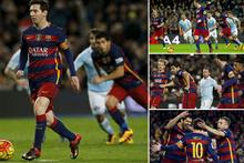 Messi-Suarez penaltısı bu kez İran'da gerçekleşti