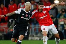 Beşiktaş'ın rakibi deplasmanda çakıldı!