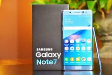 Samsung'un Note 7 çilesi bitmek bilmiyor