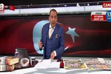 Erkan Tan canlı yayında kendinden geçti!