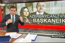 Fatih Portakal bunları deyince Azerbaycan yayını durdurdu!