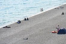 Bu görüntüler bugün Antalya'da çekildi