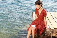 14 bin 200 TL'ye satılan basma elbise olur mu?