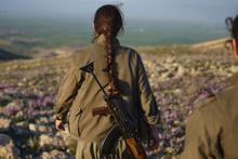 Cinsiyet değiştirip PKK'ya katılan terörist tutuklandı