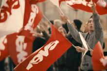 Referandum şarkısı 'Milyonlarca Evet'