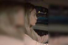Aleyna Tilki, ehliyetsiz araba kullandı!