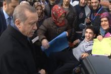 63 yaşına giren Erdoğan'a sürpriz doğum günü!