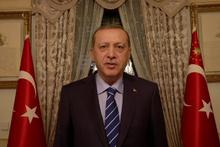 Cumhurbaşkanı Erdoğan'dan teşekkür videosu