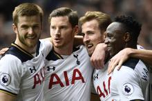Harry Kane Tottenham'ı sırtladı