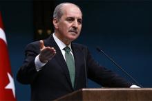 Kurtulmuş'tan Hürriyet'in skandal manşetine yanıt