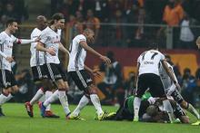 Beşiktaş'ın yıldızı Talisca'nın golü GS TV'yi dağıttı!