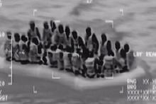Çeşme'de 50 kaçak göçmen yakalandı
