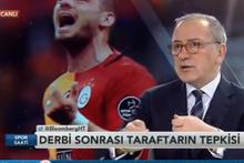 Fatih Altaylı: Dursun Özbek Galatasaray'a tecavüz etti!
