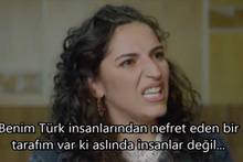 Türklerden nefret eden Kürt kızı! DNA sonucuna bakın!