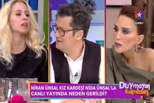 Niran Ünsal: Maalesef aynı anne babadanız!