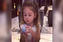 Acun Ilıcalı'nın 4 yaşındaki kızı herkesi şoke etti!