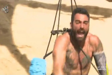 Survivor 2017'de Eser West sinir krizi geçirdi