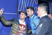 Mehmet Topal'a otelde sözlü saldırı