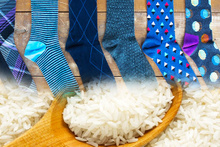 Pirinci alın çorabınızın içine dökün bakın ne olacak!