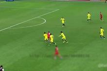 Çin Ligi'nde Hulk defansı yıktı geçti