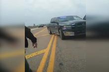 ABD polisi aracını yanlış yere park eden adamı öldürdü!