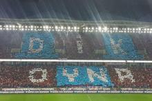 Trabzonspor'dan müthiş koreografi