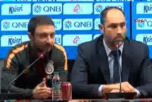 Galatasaray Teknik Direktörü Tudor: Fırsatları değerlendiremedik