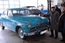 Klasik otomobillere hayat veriyor