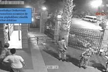 Darbeciler Fenerbahçe Orduevi'ni böyle gelmişler