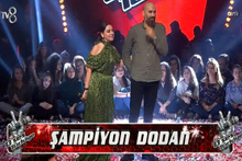 O Ses Türkiye'de Hadise şampiyon olunca bakın ne yaptı