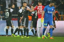 Antalyaspor Beşiktaş maçında dikkat çeken detay! Ara beni...