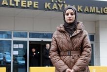 Başörtülü kızı darp eden saldırganın 13 yıla kadar hapsi isteniyor