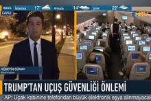 Donald Trump'ın yeni yasak listesinde İstanbul da var!