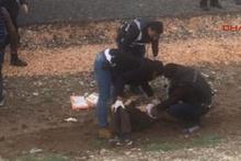 Diyarbakır'da Nevruz alanına bıçakla girmek isteyen kişi vuruldu