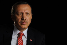 Cumhurbaşkanı Erdoğan, Nasrullah Camii'nde Haşr Suresi'ni okudu