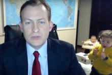 'BBC babası' CNN'e çıktı canlı yayın hayal kırıklığı yarattı