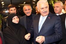 15 Temmuz'un sembolü Başbakan Yıldırım'dan sürpriz buluşma