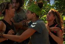Berna Keklikler ve Elif'in kavga görüntüleri! Survivor'da şok gelişme