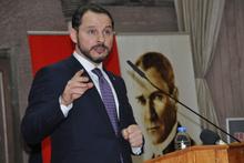 Bakan Albayrak'tan 1 milyon aileye doğalgaz müjdesi