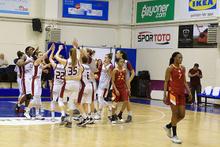Yakın Doğu Üniversitesi Galatasaray maçı fotoğrafları