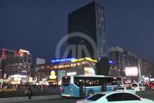 AK Parti'den lazerli 'Evet' kampanyası