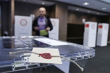 Anayasa referandumu için yurt dışında sandıklar hazır