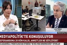 Referandum anketi Medyapolitik'te tartışma yarattı