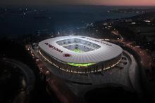 2016'nın en iyisi Vodafone Arena