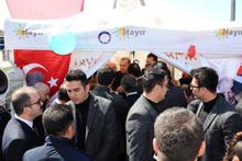 Erdoğan hayır çadırındaki diyaloğu anlattı!