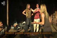 Survivor'da Sema-Adem-Şahika kavgası