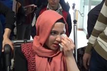 AK Partili kadınlara taşlı saldırı